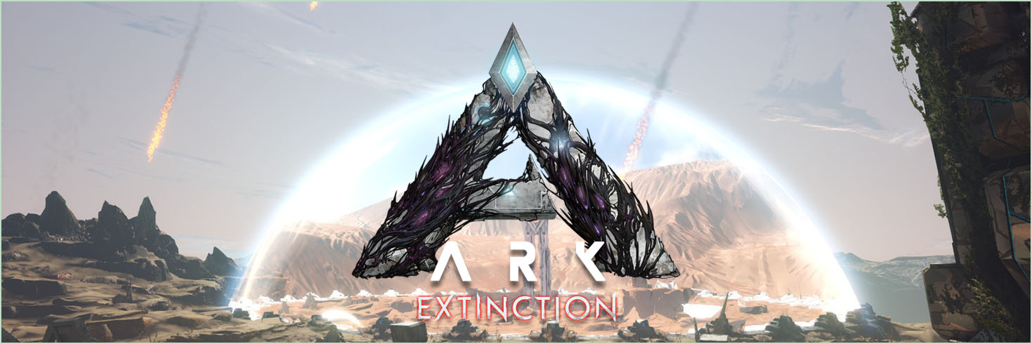 Extiction Server is Live